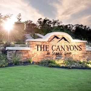 The Canyons at Scenic Loop